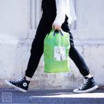 Vivir sin plástico con bolsas de compras reutilizables